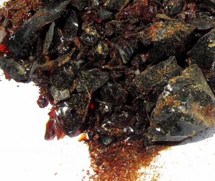 Полезный сабур обладает отвратным вкусом